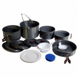 Vaisselle camping Kit...