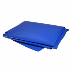Bâche 3 x 2 m bleue PVC...