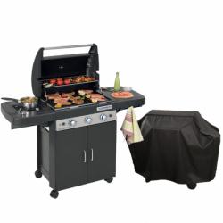 Barbecue gaz grill et...