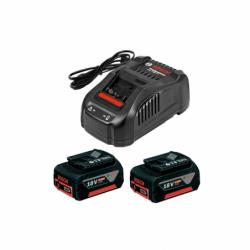 Kit 2 Batteries Li-ion 5,0...