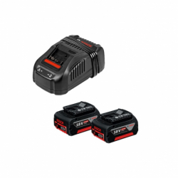 Kit 2 Batteries Li-ion 6,0...