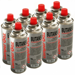 Pack de 8 cartouches gaz...