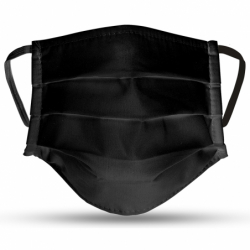 Lot de 3 masques en tissu...