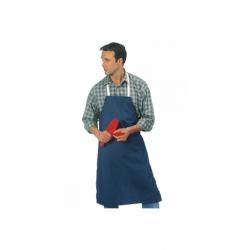 Tablier coton bleu SINGER...