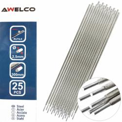 Electrodes rutile 2,5 x 300...