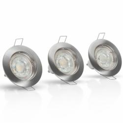 Jeu de 3 anneaux LED ronds...