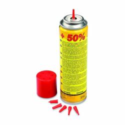 Recharge gaz butane 135g...