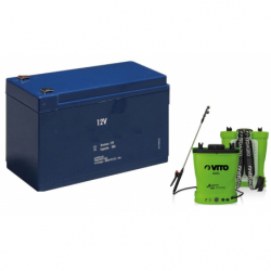 Batterie LITHIUM 12V - 6A...
