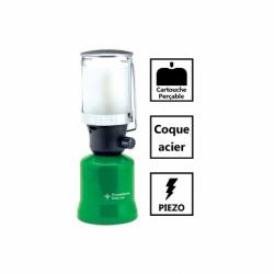 Lampe a gaz camping Coque...
